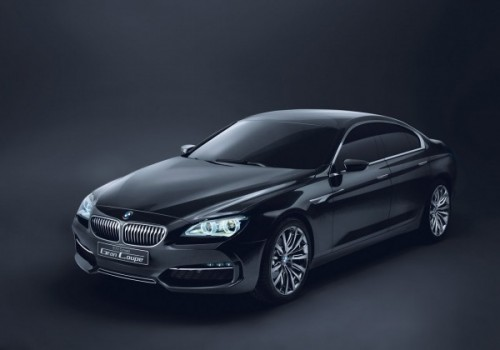 Концепт BMW Gran Coupe