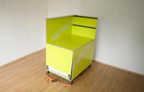 Мебель в коробке