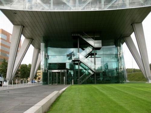 Здание ING в Амстердаме