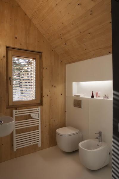 фото ванной комнаты в доме