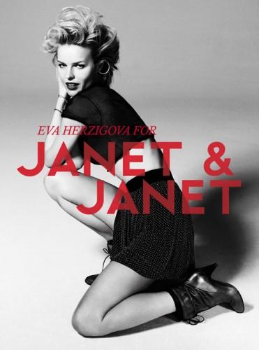 Janet & Janet и Moschino