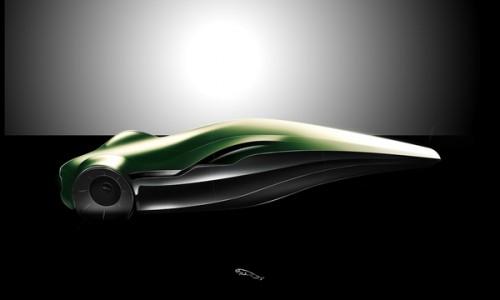 Концепт нового Jaguar