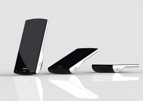 Новый телефон Nokia Kinetic