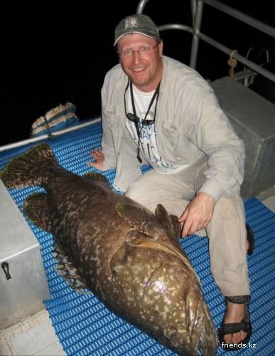 Рыбак мировой рекордсмен