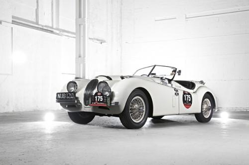 75-й день рождения Jaguar