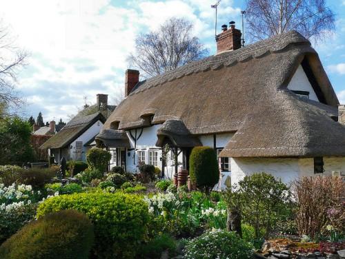 Сказочные домики в Англии