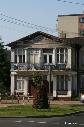 Мендзыздроя - Miedzyzdroje (Польша)