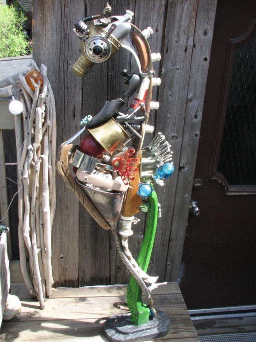 Фото поделок из бытовых отходов