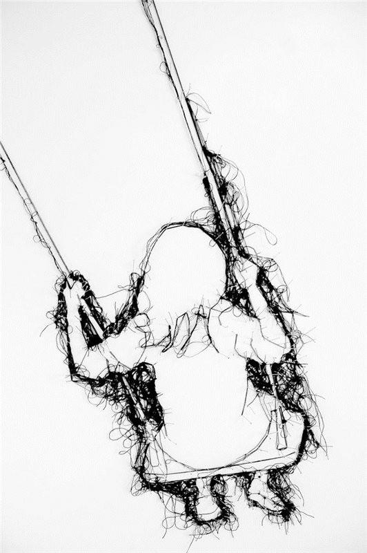 Стринг арт схемы 4