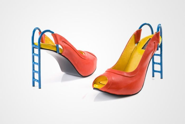 10 Cool and Unusual Footwear by Kobi Levi.