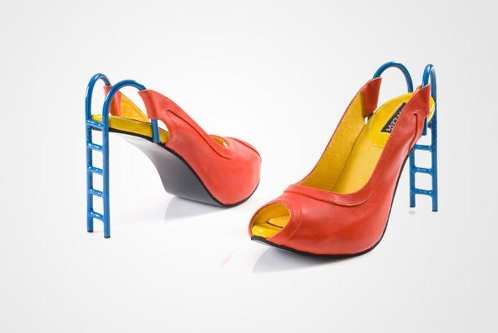 10 Cool and Unusual Footwear by Kobi Levi.