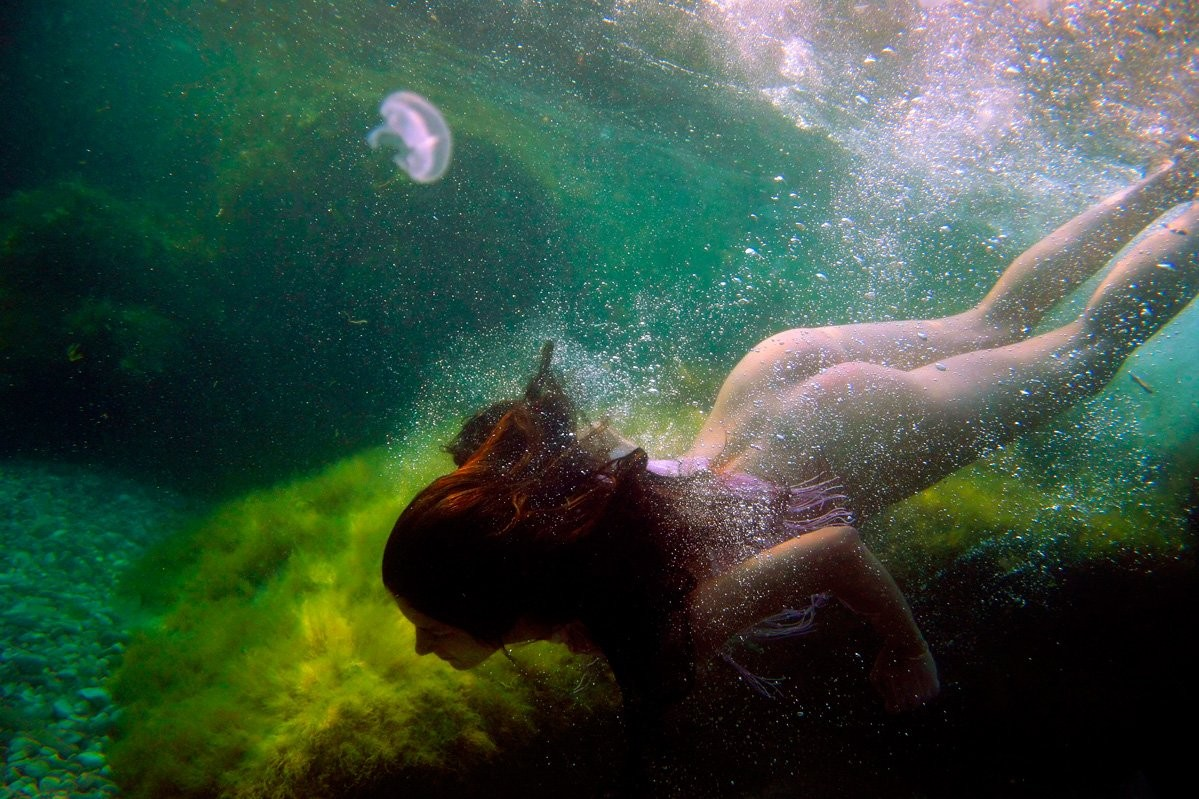 Морская эротика.