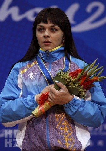 Четвертое золото в копилке Казахстана!!!
