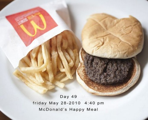 "Проект ""Happy meal"""