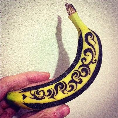 Бананопись