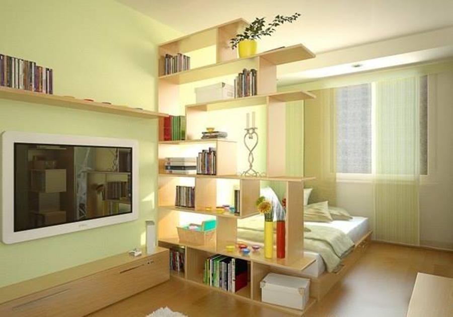 Идеи ремонта однокомнатных квартир