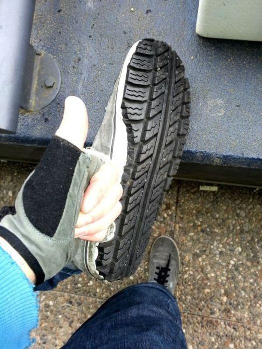 Фото ремонт обуви своими руками
