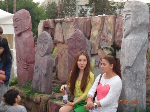 В Алматы пришел Тенгри! в лице фестиваля - The Spirit Of Tengri 2014