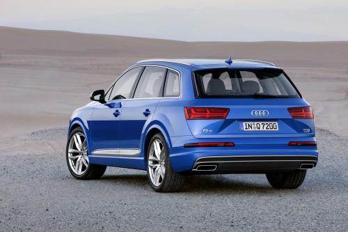 Премьера Audi Q7