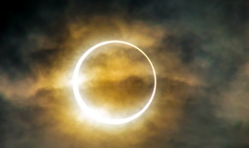 20 марта в Интернете покажут трансляцию Солнечного затмения