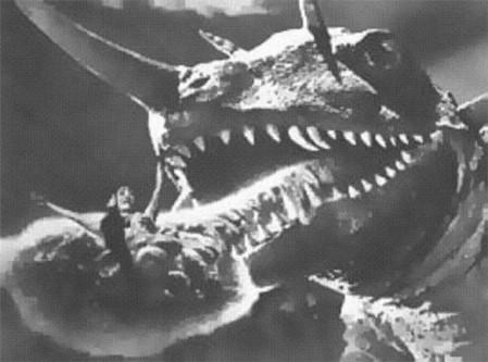 Годзилла и другие киношные монстры